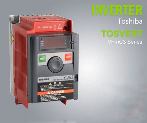 Inverter-Toshiba-Tosvert-VF-NC3-0.1-~-3.7kW
