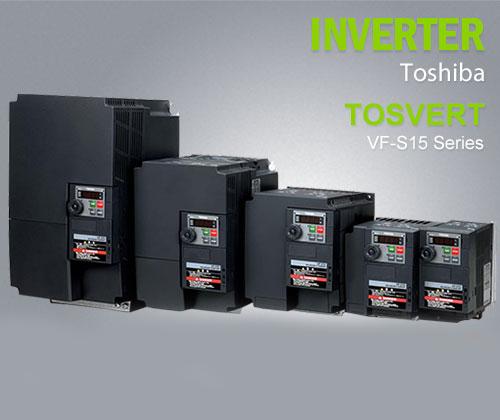 Inverter-Toshiba-Tosvert-VF-S15-0.2kW-~-15kW