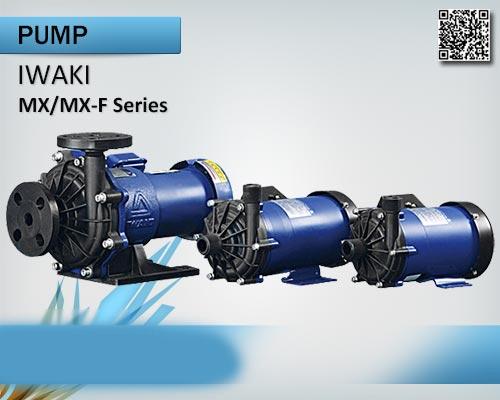 Iwaki-Process-Magnetic-Drive-Pumps-MX-Series