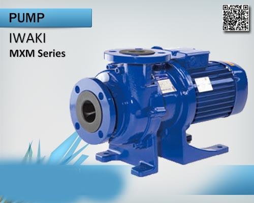 Iwaki-Process-Magnetic-Drive-Pumps-MXM-Series