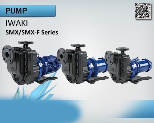 Iwaki-Self-Priming-Magnetic-Drive-Pumps-SMX-Series
