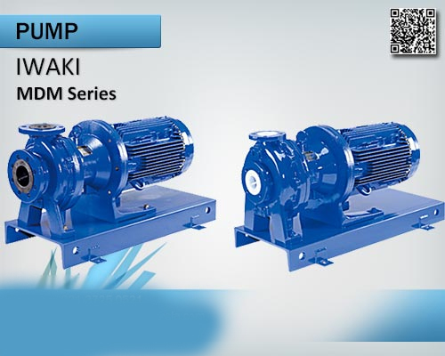 Iwaki-process-magnetic-drive-pumps-MDM-series