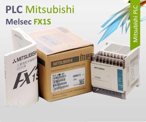 Mitsubishi-Compact-PLC-Melsec-FX1S