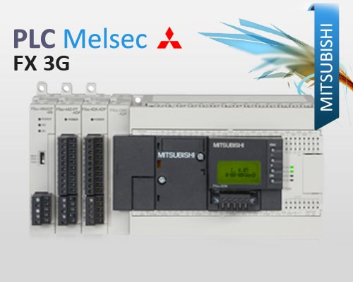 Mitsubishi-Compact-PLC-Melsec-FX3G
