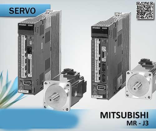 Mitsubishi-Servo-MR-J3