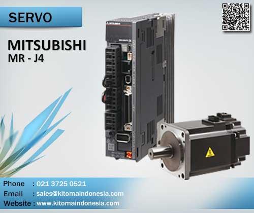 Mitsubishi-Servo-MR-J4