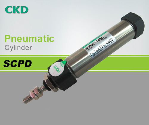 Pneumatic-Cylinders-CKD-tipe-SCPS