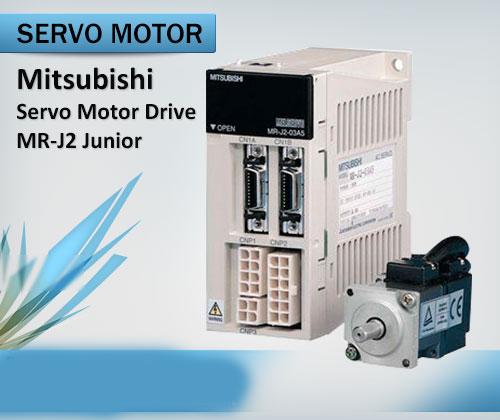 Servo-Mitsubishi-MR-J2-Junior