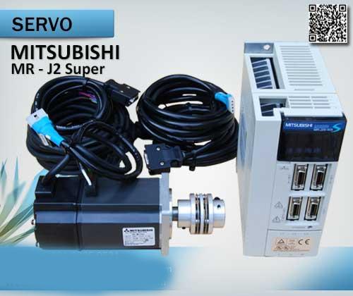 Servo-Mitsubishi-tipe-MR-J2-Super-200-230VAC